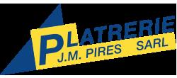 Plâtrerie JM Pires Logo