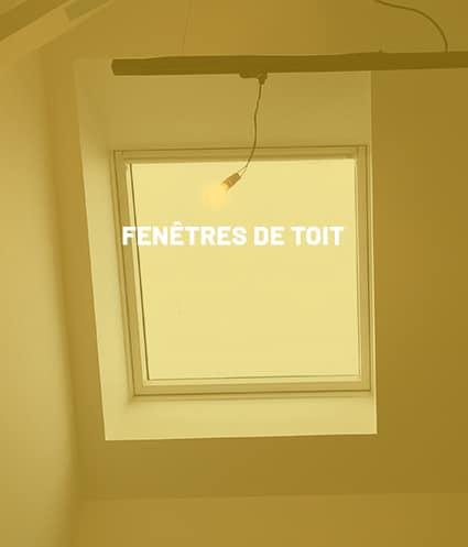 Compétence : Fenêtres de toit - Plâtrerie JM PIRES