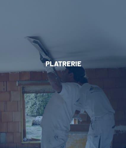 Compétence : Platrerie - Plâtrerie JM PIRES